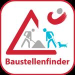 Logo Baustellenfinder der Stadtwerke Rosenheim