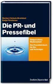 PR-und-Pressefibel-DAPR-Bibliothek-Schulz-Brudoehl-Fuerstenau