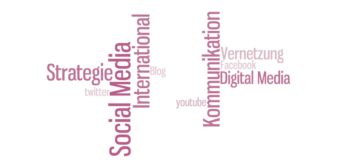 Studieninhalte des DAPR-Masterstudiums Social Media and Global Communication