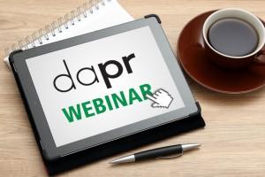 DAPR-Webinar