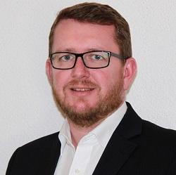 "Helmut Weber, Student im Fernstudium ""Crossmediale Marketingkommunikation (MA)"""
