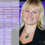 """Jana Schwab ist Absolventin des Master-Lehrgangs """"PR und Integrierte Kommunikation"""""""
