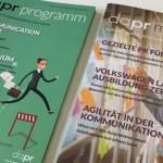 dapr programm 2017/2018 mit dapr magazin (2. Ausgabe)