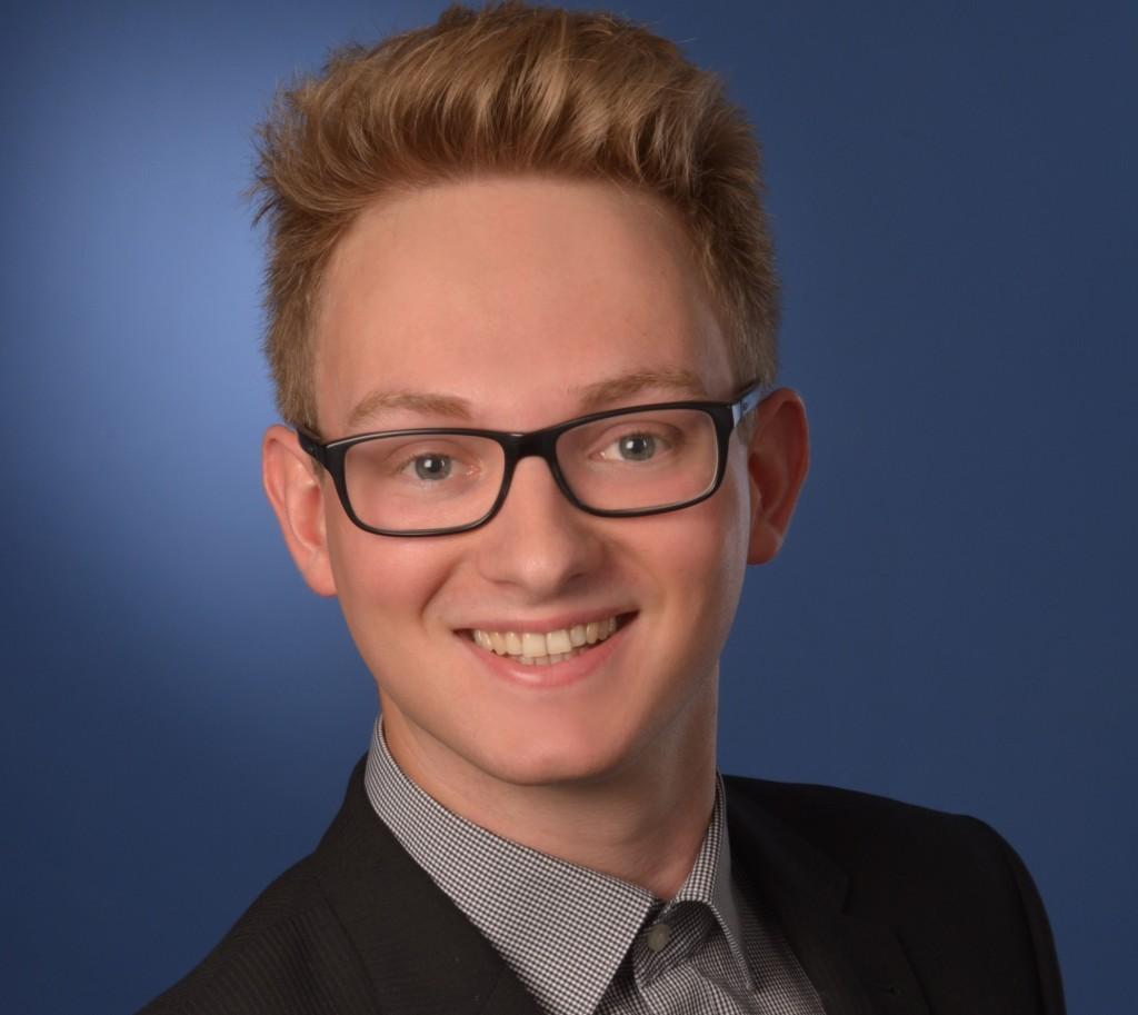 DAPR-Student Marvin Schildmeier