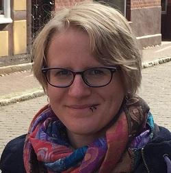 "Johanna Fraune, Studentin im Fernstudium ""Crossmediale Marketingkommunikation (MA)"""