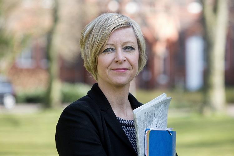 Melanie Bodeck ist Prüferin an der DAPR