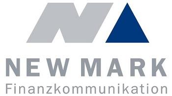 Logo des dapr dual-Arbeitgeberpartners NewMark Finanzkommunikation