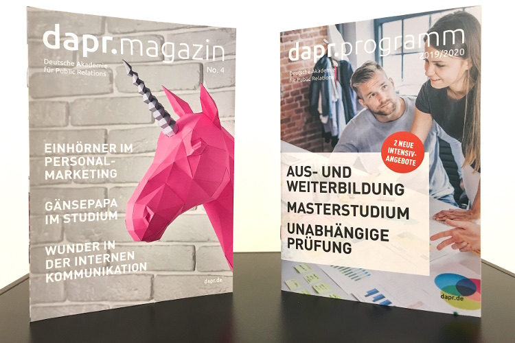 dapr.programm | dapr.mazin No. 4 (April 2019) - Cover