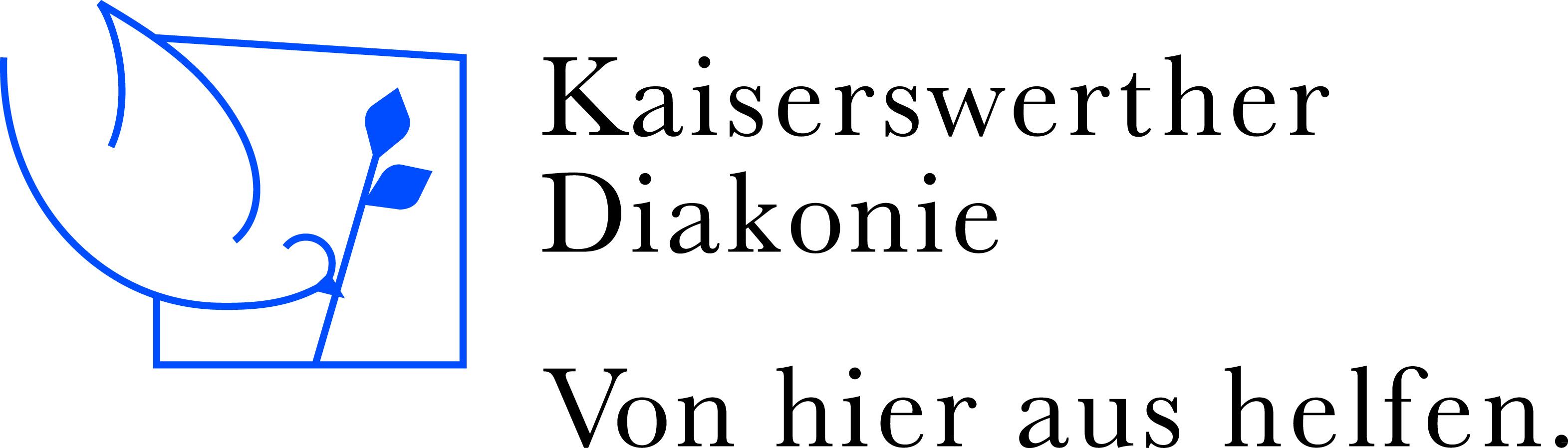 Logo des dapr dual-Arbeitgeberpartners Kaiserswerther Diakonie