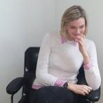 Ann-Kristin Voss machte bei PRCC und DAPR ein Praktikum