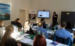 Dozent Oliver Jorzik über die Grundlagen strategischer Kommunikation