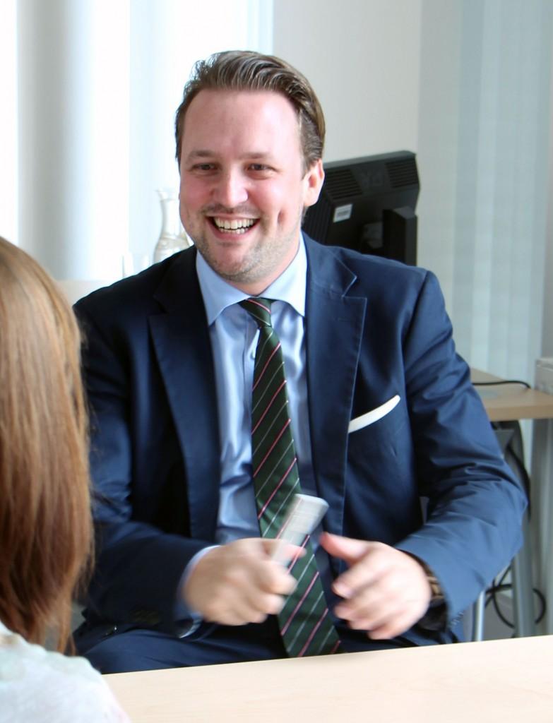 DAPR-Dozent Dr. Michael Roither (FH Burgenland)
