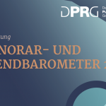 DPRG Honorar- und Trendbarometer 2015