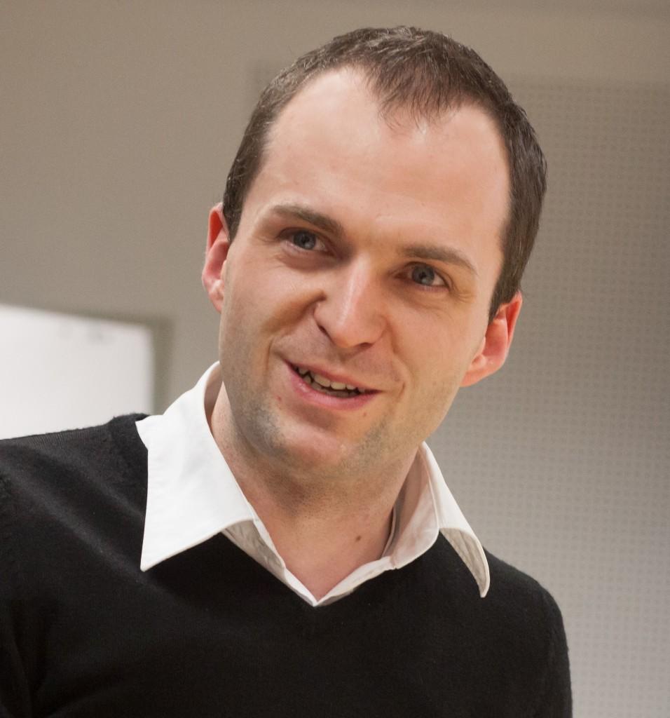 Nils Hille, Geschäftsleiter der DAPR