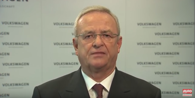 Ex-VW-Chef Martin Winterkorn.