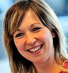 DAPR-Programm-Managerin Christina Horn