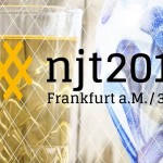 #NJT2016 vom 31.03. - 02.04. in Frankfurt am Main