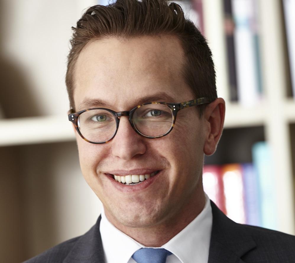Julius Hahn, PR-Relations Manager im The Ritz-Carlton, Wolfsburg, und Student bei der DAPR.