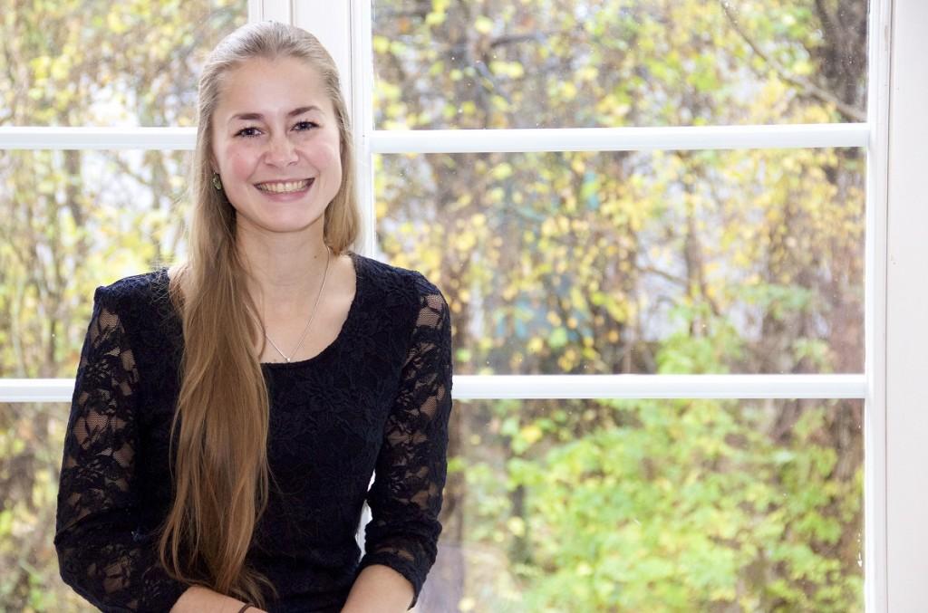 Linda Freesen studiert berufsbegleitend an der DAPR.