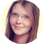 Porträtfoto DAPR-Studentin Mirjam Patermann