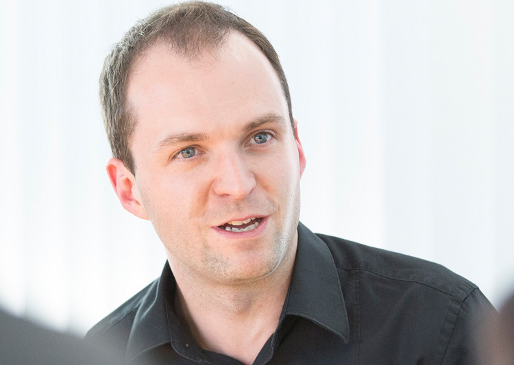 DAPR-Geschäftsleiter Nils Hille
