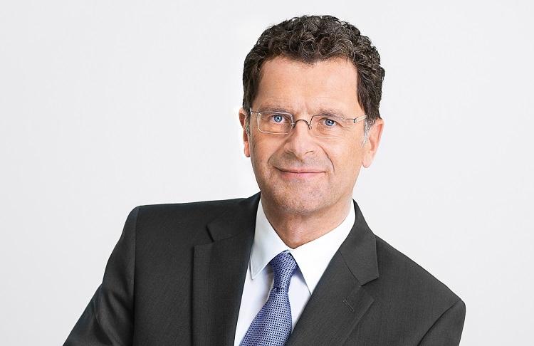 Volkswagen-Kommunikationschef Hans-Gerd Bode im dapr-Interview