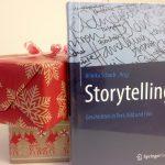 """Die DAPR verlost 1 x """"Storytelling"""" von Prof. Annika Schach (Hrsg.)"""