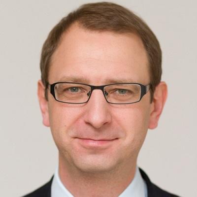 Andreas Krosta von der Talanx AG, Arbeitgeberpartner bei dapr.dual