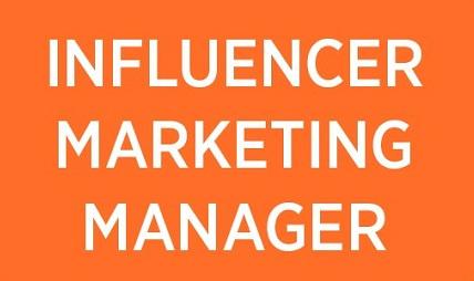 "Info-Grafik ""Der Influencer Marketing Manager"" von DAPR-Dozent André Karkalis"