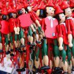 Pinocchio. Foto: DAPR