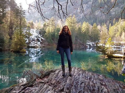 Franziska Köhl schreibt über ihre Reisen im eigenen Blog.