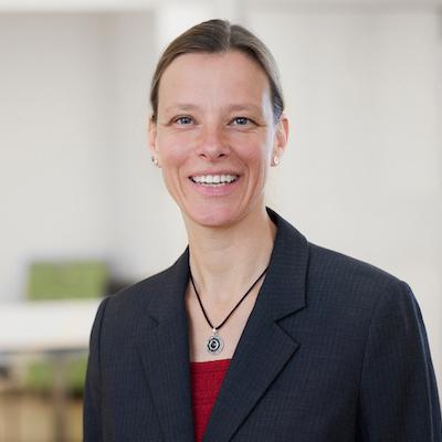 Katja Unali, Kommunikationsmanagerin der DAPR