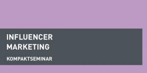 dapr-Seminar Influencer Marketing (Header-Bild)