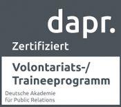 dapr-Zertifizierung-Siegel
