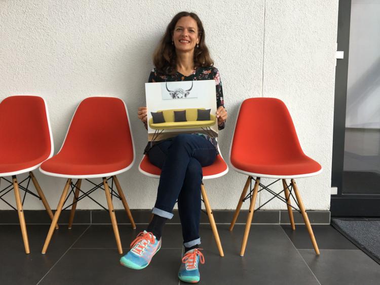 "#daprsofa 29/mobil: Dr. Karin Thier unterrichtet Storytelling im Masterlehrgang ""Digitale Kommunikation"""