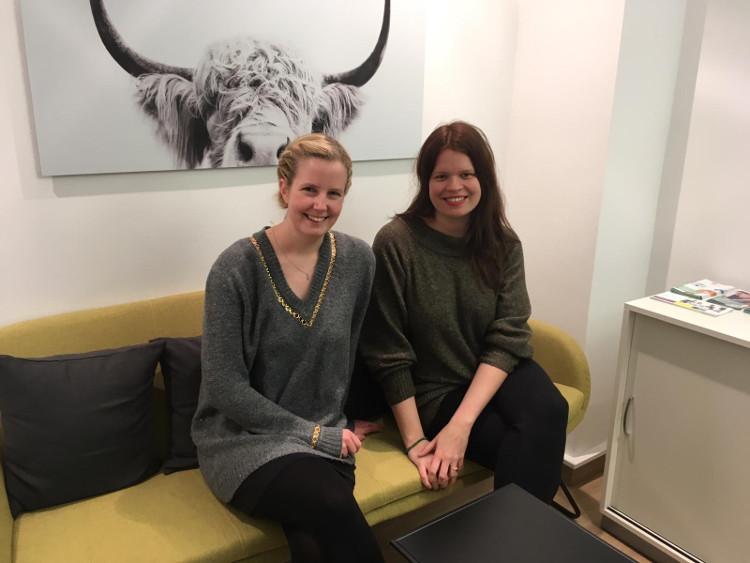 #daprsofa 4: Maren Kaspers und Melanie Marquardt