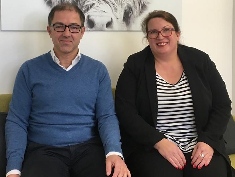 #daprsofa 7: Marco Cabras und Julia Simmer