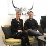 #daprsofa 25: Marisa Leutenecker ist Talk-Gast von dapr-GF Nils Hille - pr.promi.podcast #3