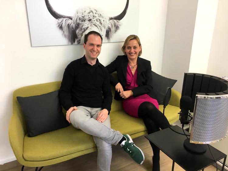#daprsofa 22: Susanne Marell ist Talk-Gast von dapr-GF Nils Hille für den pr.promi.podcast #2