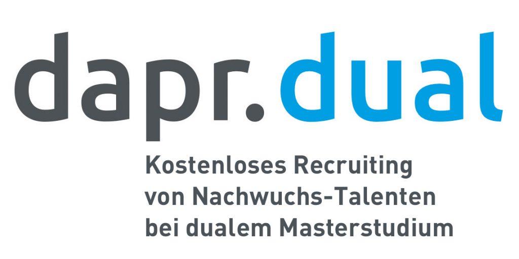 dapr.dual für Arbeitgeber (Logo, Header)