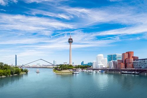 Düsseldorf, Hauptstandort der dapr