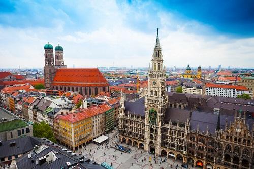 München, einer der dapr-Seminarstandorte