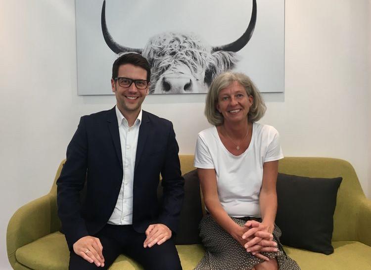 #daprsofa 27: Florian Amberg und Stephanie Hagelüken