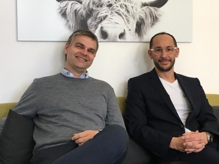 #daprsofa 5b: Klaus Stodick und André Karkalis
