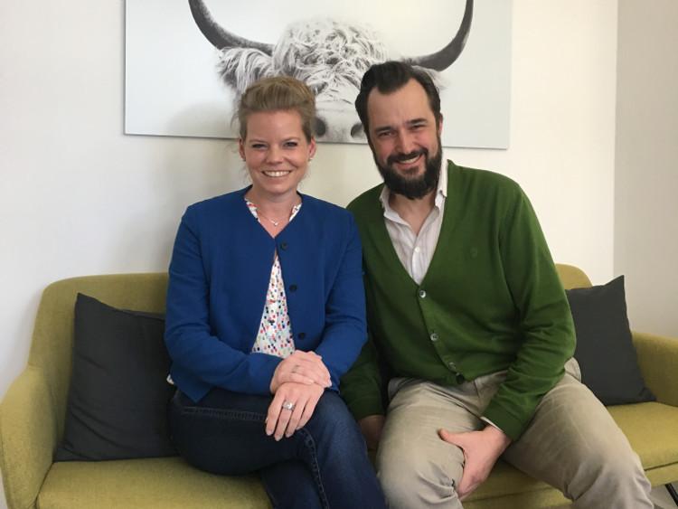 #daprsofa 6a: Daniela Mühlen und Thorben Meier