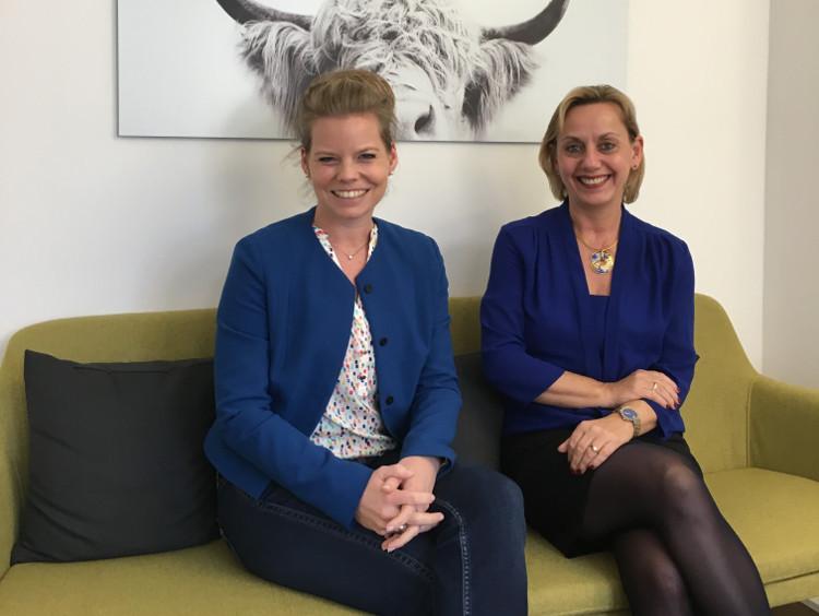 #daprsofa 6b: Daniela Mühlen + Susanne Marell