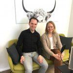 Annika Schach war zu Gast auf dem #daprsofa und im pr.promi.podcast