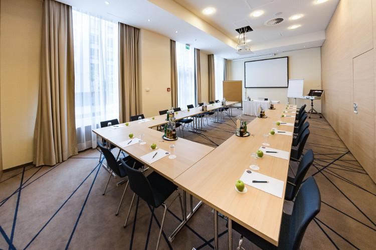 Das Welcome Hotel ist eines der von dapr genutzten Tagungshotels in Frankfurt am Main