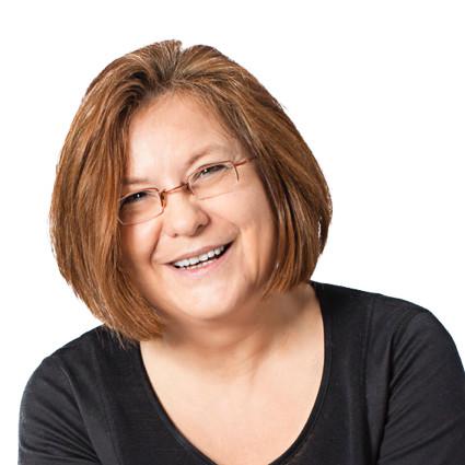 dapr-Dozentin und Storytelling-Expertin Pia Kleine Wieskamp