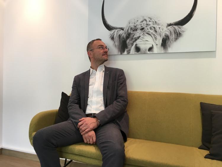 #daprsofa 39: Dr. Stefan Kombüchen, Dozent in der dapr-Grundausbildung